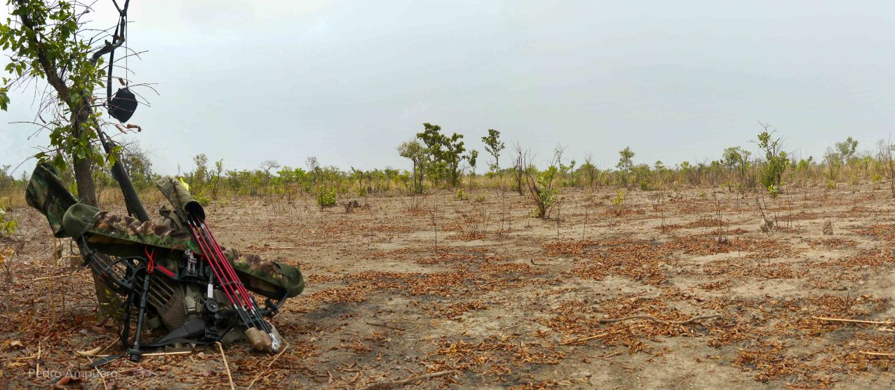 Bowhunting Benin Pedro Ampuero Portada006