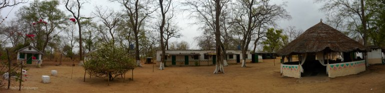 Bowhunting Benin Pedro Ampuero Portada047