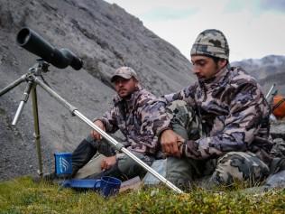 Bowhunting Dall Sheep Pedro Ampuero NWT Canada
