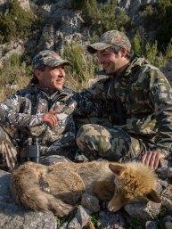 Bowhunting ibex Pedro Ampuero