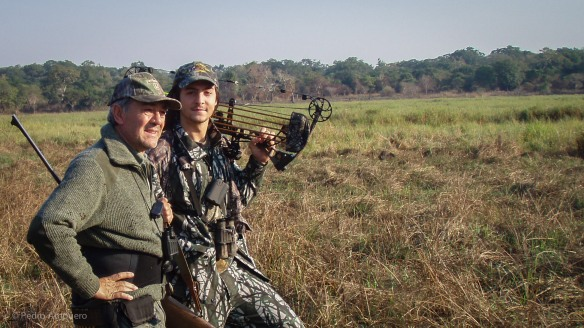 Bowhunting Mozambique Pedro Ampuero Africa