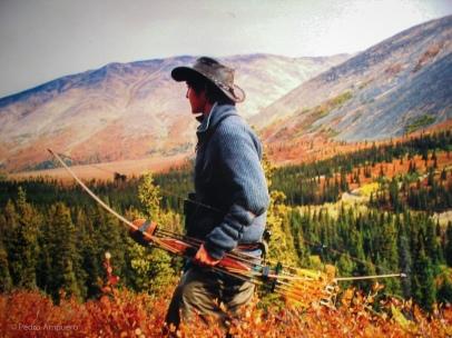 Bowhunting Yukon Pedro Ampuero