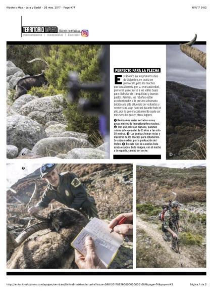 Kiosko y Más - Jara y Sedal - 26 may. 2017 - Page #74