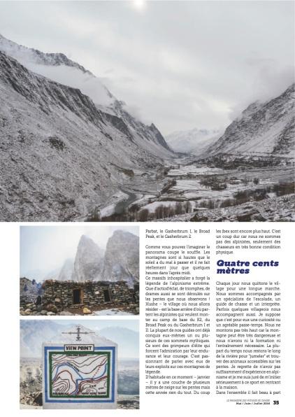 PAKISTAN - 4 pages & 2-4 bandeau - copie