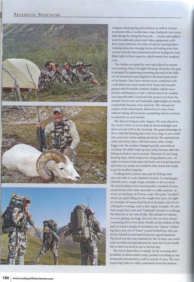 SOuthPacificBowhunter Wint-Spring 2013 - 5